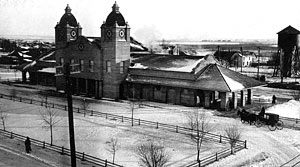 Northern Pacific Railroad Depot
