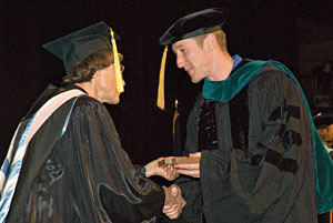 U-Mary Commencement